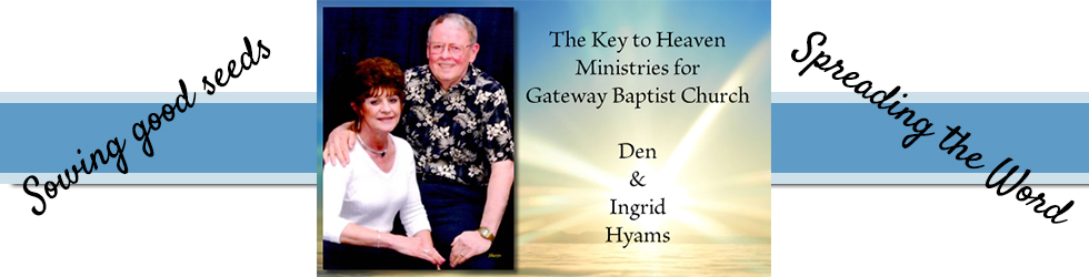 Key To Heaven Ministry