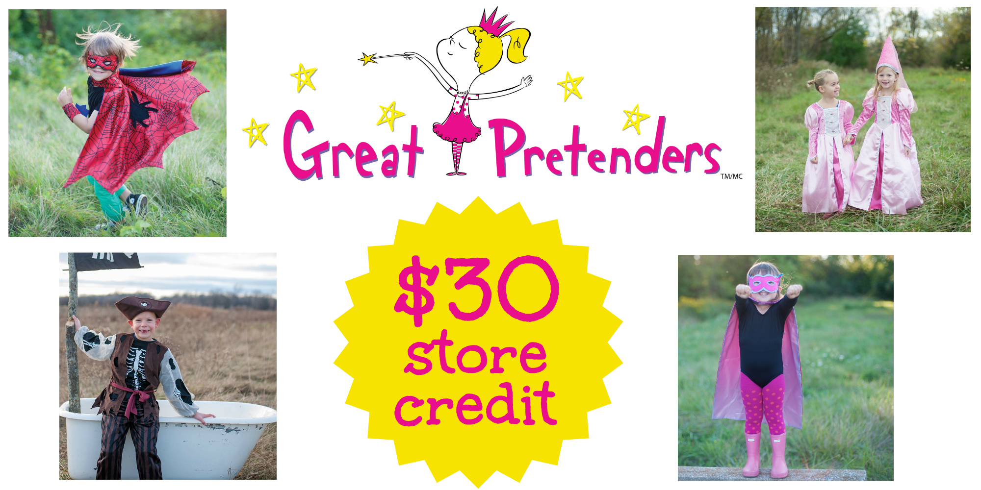 Great Pretenders in US Japan Fam's Unique Gift Guide & Giveaway