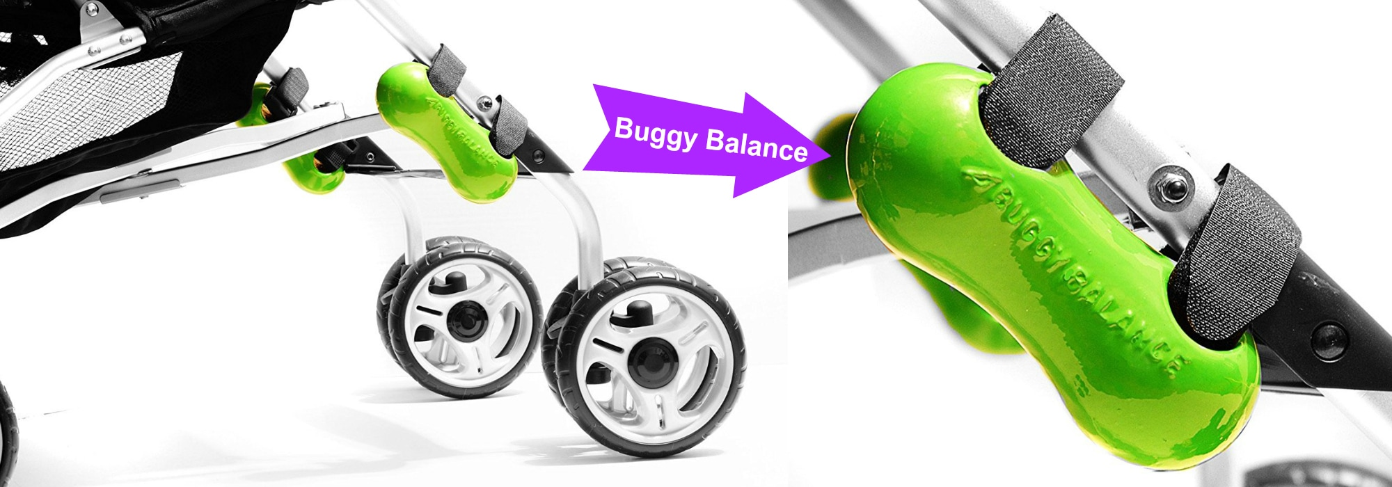 Win a set of Buggy Balance umbrella stroller anti-tip weights in US Japan Fam's $500 value