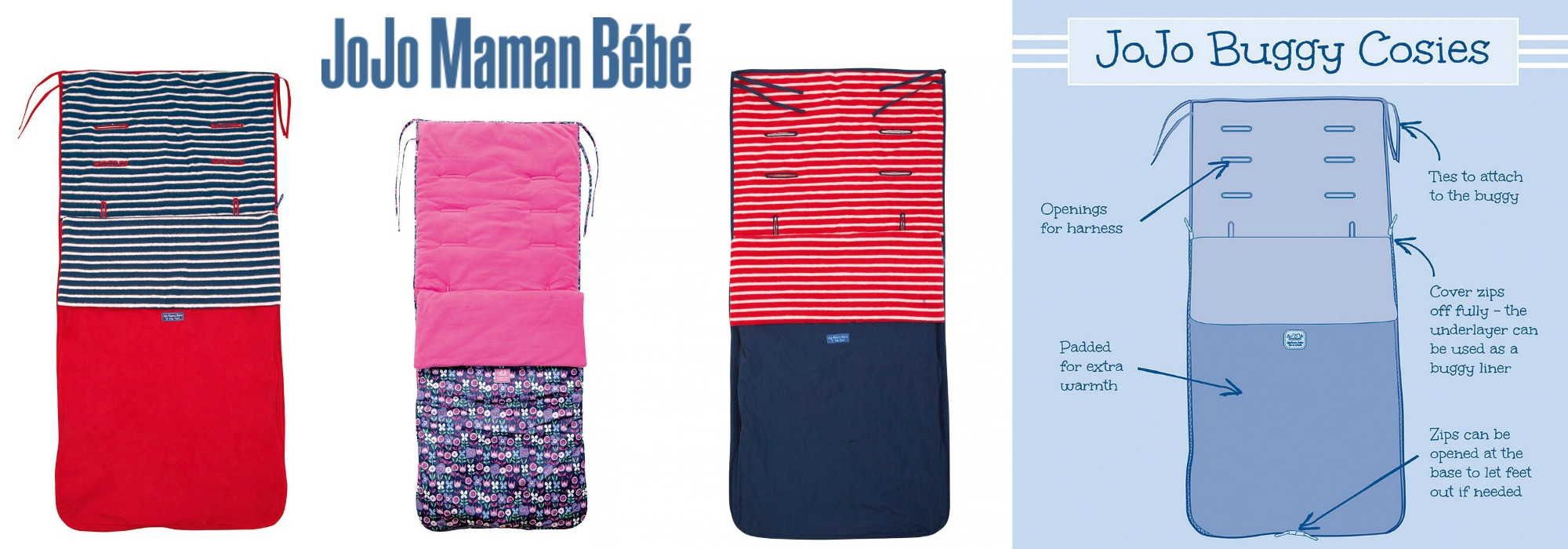 Win a JoJo Maman Bebe Footmuff in US Japan Fam's $500 value