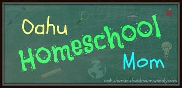 Oahu Homeschool Mom, Hawaii Homeschooling
