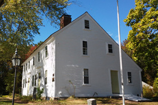 Hosmer House from Side
