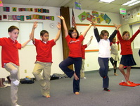 Yoga in Schools - Tree Pose
