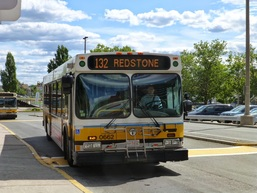 132 MBTA Bus to Stoneham